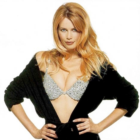Fun fact: The first bra was shown in a catalog, not on the runway.