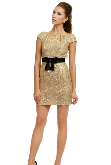 Milly Like Honey Dress.