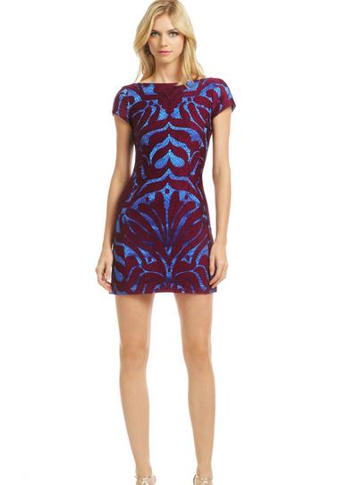 Nanette Lepore Wild One Dress.