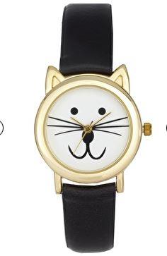 ASOS Cat Ears Watch.