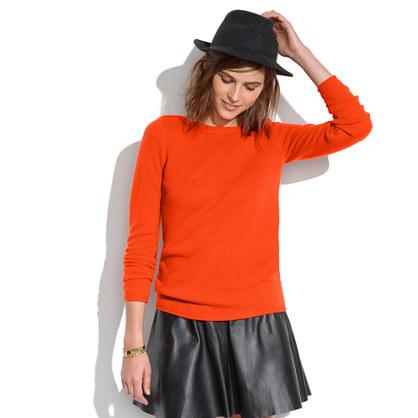 Madewell's Gamine Sweater.