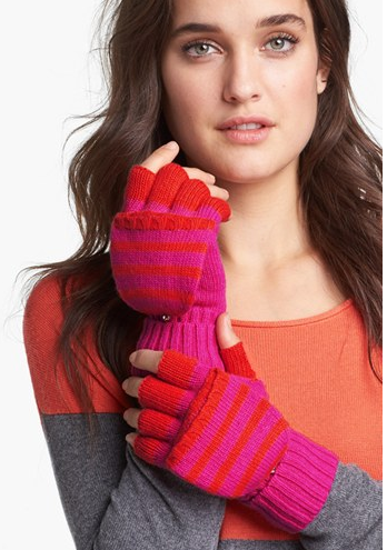 Kate Spade New York Pop Gloves.