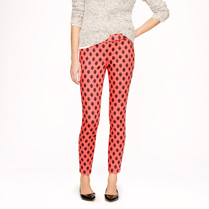 Minnie Pant in Medallion Print.