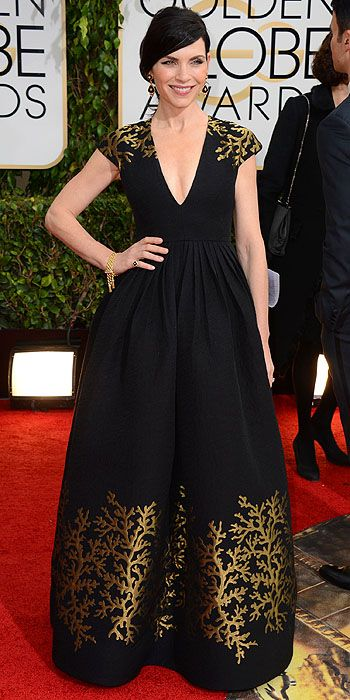 Julianna Margulies in Andrew Gn.
