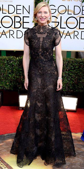 Cate Blanchett in Armani Prive.