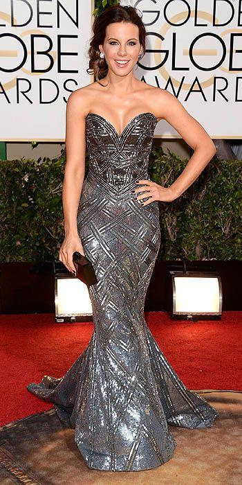 Kate Beckinsale in Zuhair Murad.