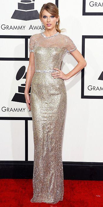 Taylor Swift in Gucci.