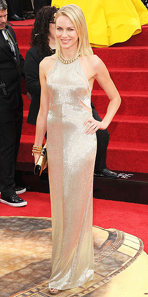 Naomi Watts in Tom Ford.