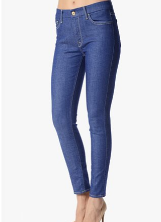 High Waist Ankle Skinny. $190.