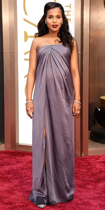 Kerry Washington in Jason Wu.