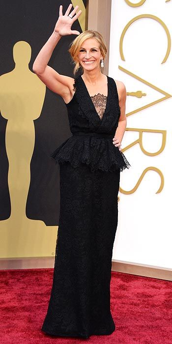 Julia Roberts in Givenchy.