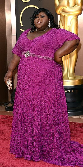 Gabourey Sidibe in Theia.