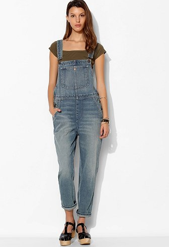 BDG Denim Overall.