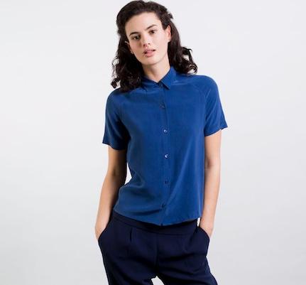 The Silk Short Sleeve