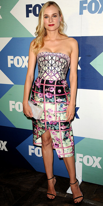 in Mary Mary Katrantzou.