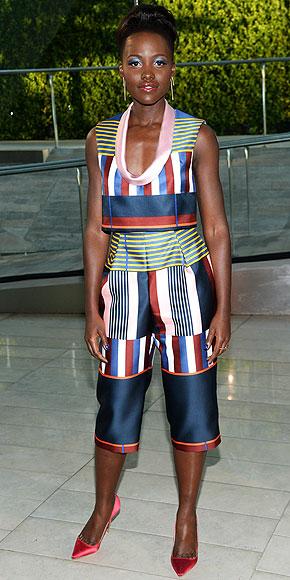 Lupita Nyong'o in Suno.