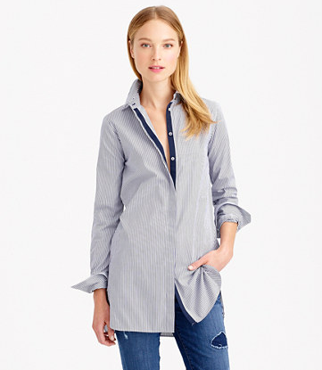 Endless Striped Shirt - J. Crew.