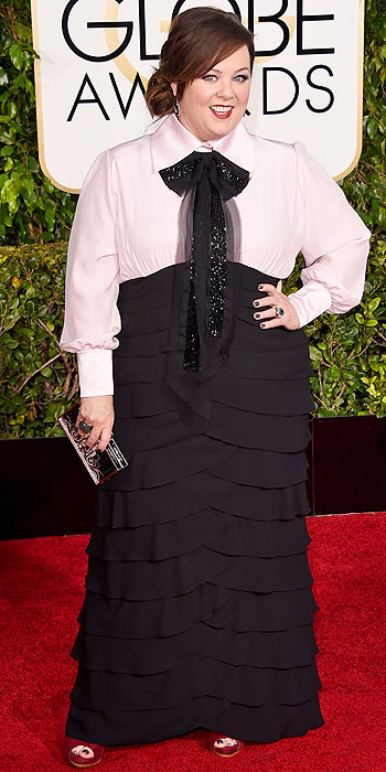 Melissa McCarthy in a bunch of things..